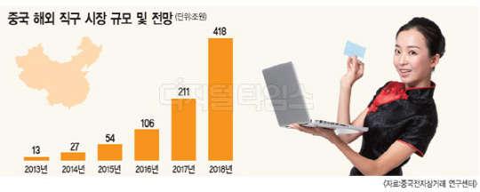 """""""5000억원 역직구 시장 잡아라"""""""